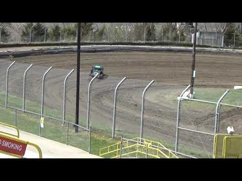 dirt track racing. - dirt track racing video image