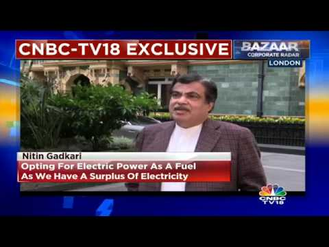 Expect To See A Change Towards Electric Vehicles In A Year's Time: Nitin Gadkari