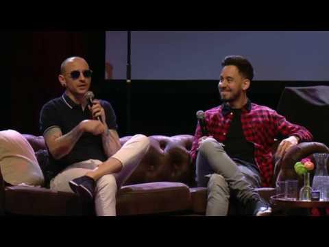 Linkinpark ( Interview ) in de Melkweg Amsterdam 'One More Light'
