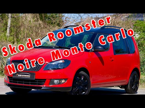 Skoda Roomster Noire Monte Carlo