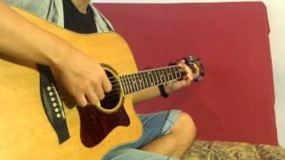 ВИДЕОУРОК: Легендарная мелодия на гитаре (One of Us)