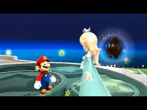 Super Mario Galaxy Playthrough (Part 1)
