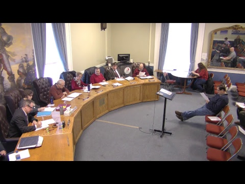 City of Plattsburgh, NY Committee Meeting  2-14-19