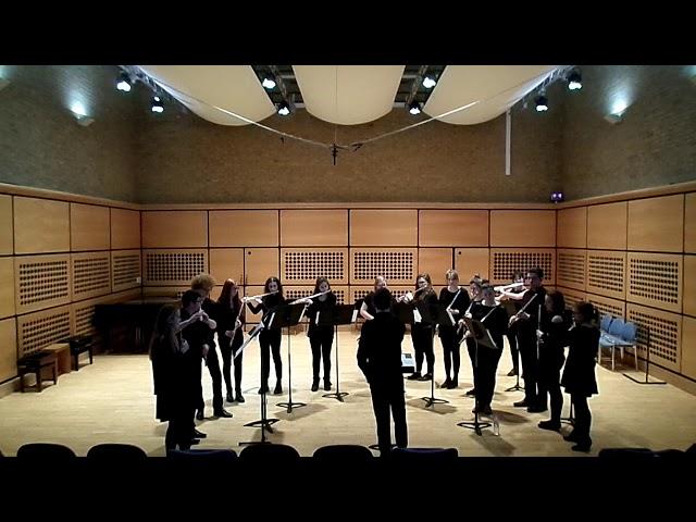 Blowsoc Flute Ensemble: Gershwin Medley