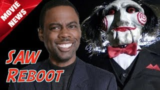 Chris Rock Is Rebooting SAW Horror Franchise