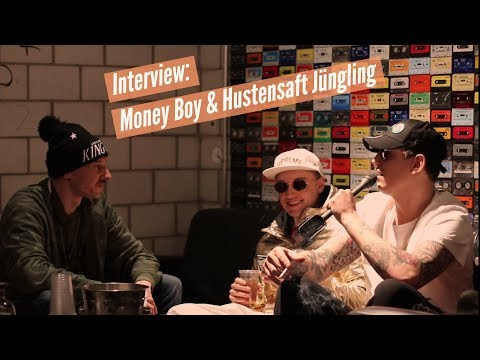 Money Boy & Hustensaft Jüngling im Interview