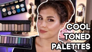 11 Underrated Eyeshadow Palettes With Cool Undertones | Bailey B.