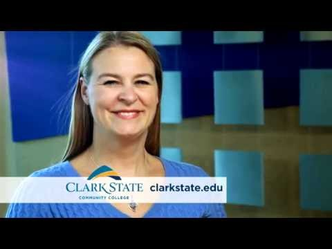 Clark State Community College: The career you want. The degree you need. | Roseann
