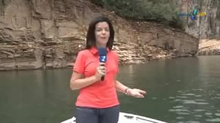 RedeTV News: Balneário de Escarpas do Lago é refúgio em MG thumbnail