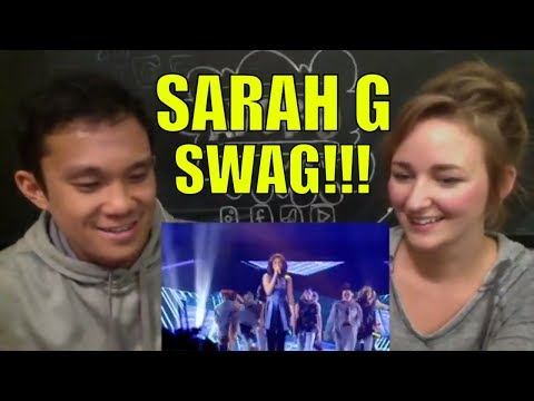Sarah Geronimo covers Little Mix   Power THROWBACK REACTION