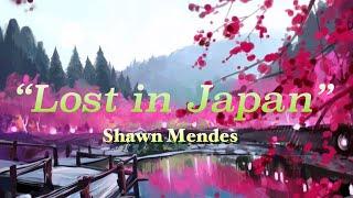 Lost in Japan - Shawn Mendes, Zedd