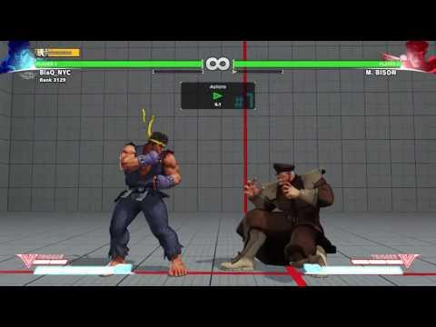 Ryu Hadouken Sucks