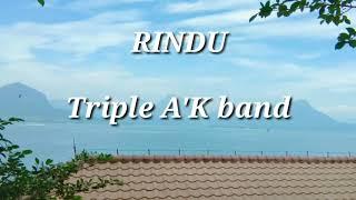 RINDU Triple A 39 K band