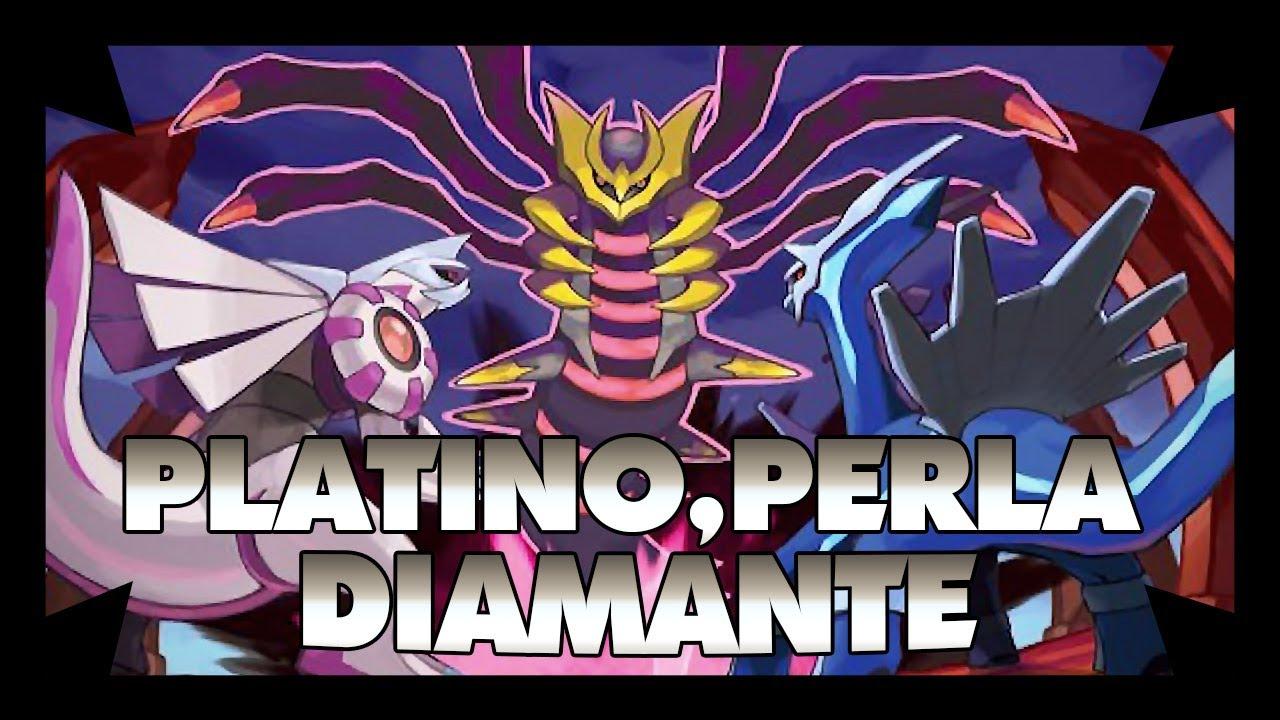 descargar pokemon diamante perla y platino nds español