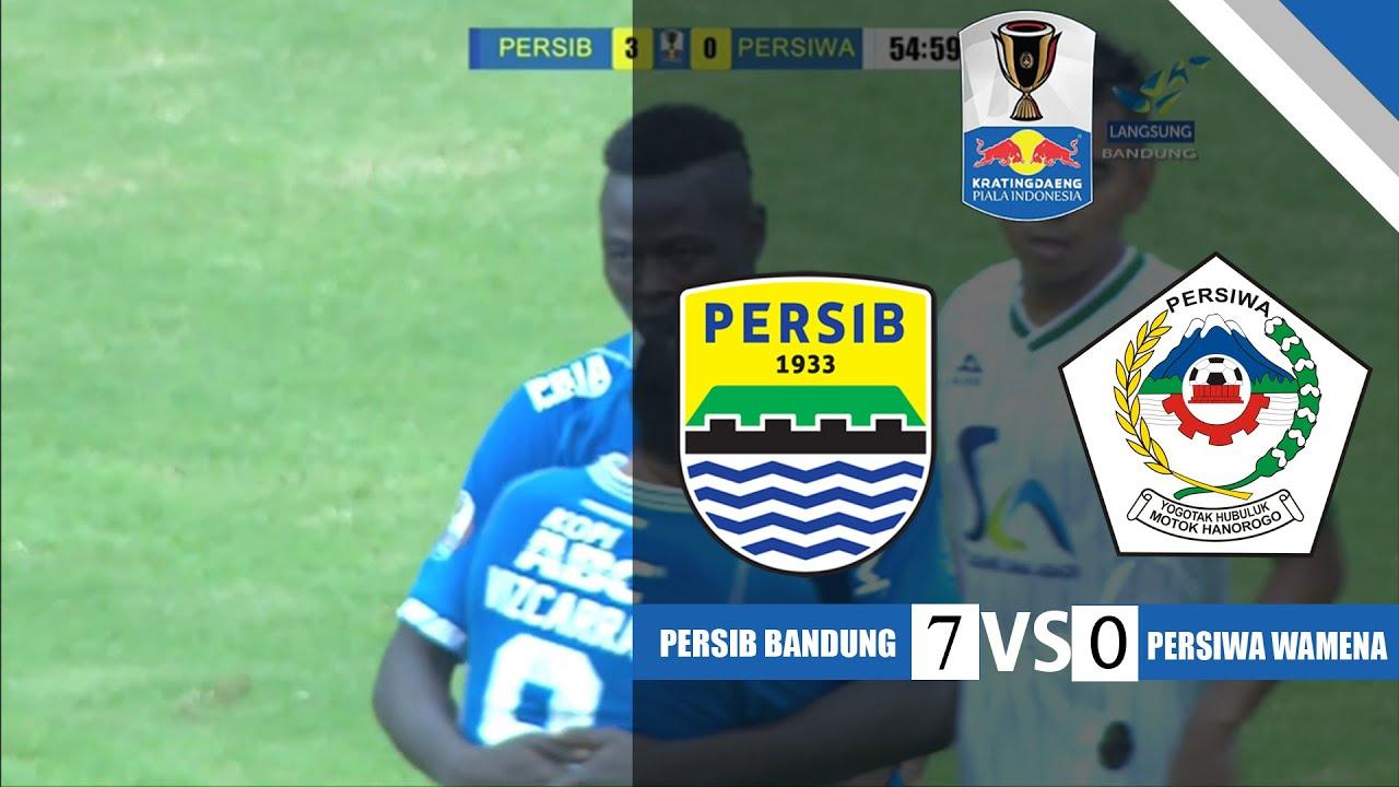 Persib Vs Persiwa Leg 2: Kratingdaeng Piala Indonesia