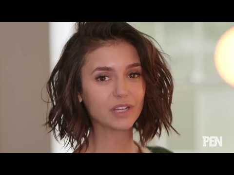 Worlds Most Beautiful - Not A Drop of Makeup - Nina Dobrev