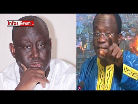 Exclusif! le journaliste Mamadou Ndiaye Doss annonce une plainte contre Aliou Sall
