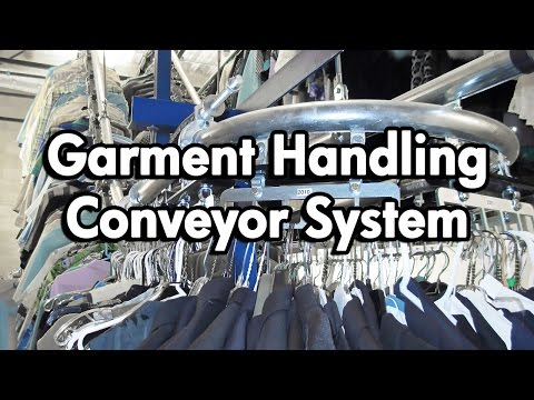 Garment Conveyor Systems