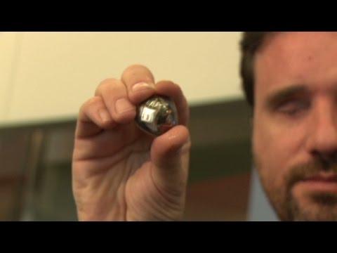 Meet Eyeborg, the man with a camera eye