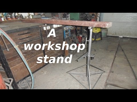 5 Making a workshop stand