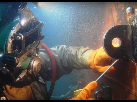 Podcast #28 Underwater Welding with Nate Martin