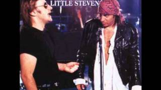 Southside Johnny & Little Steven - I Am A Patriot (Unplugged)