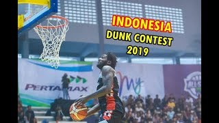 IBL All Star 2019 DUNK CONTEST HIGHLIGHTS Video