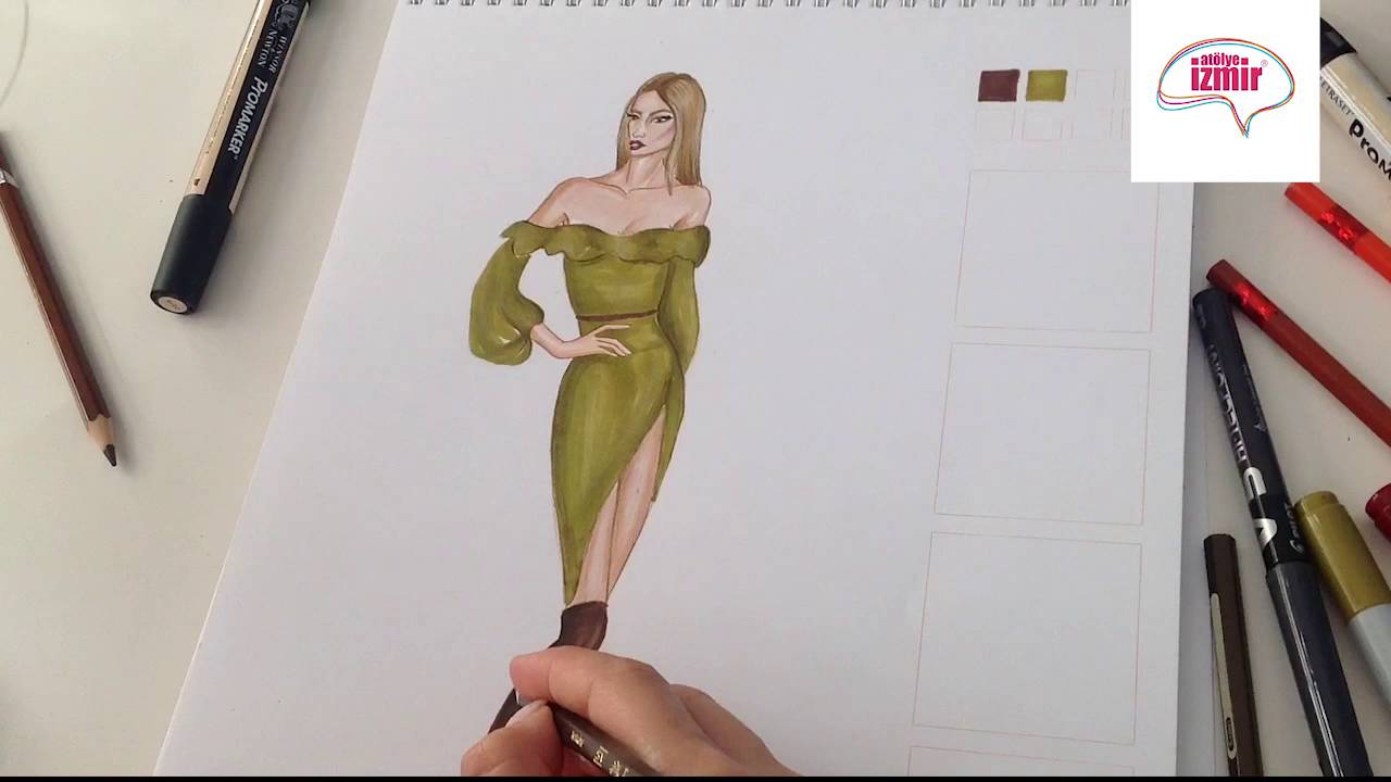 Fashion illustration portfolio pdf