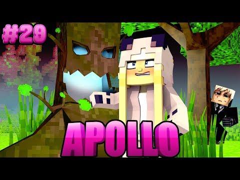 DAS GEHEIMNIS DER VERWUNSCHENEN WALDS! ✿ Minecraft APOLLO #29 [Deutsch/HD]