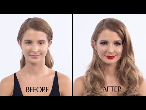 The Bombshell Make-up Tutorial - featuring Millie Mackintosh - Charlotte Tilbury