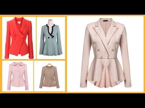 Casual Wear Winter Coats & Jackets Design Ideas 2019-20
