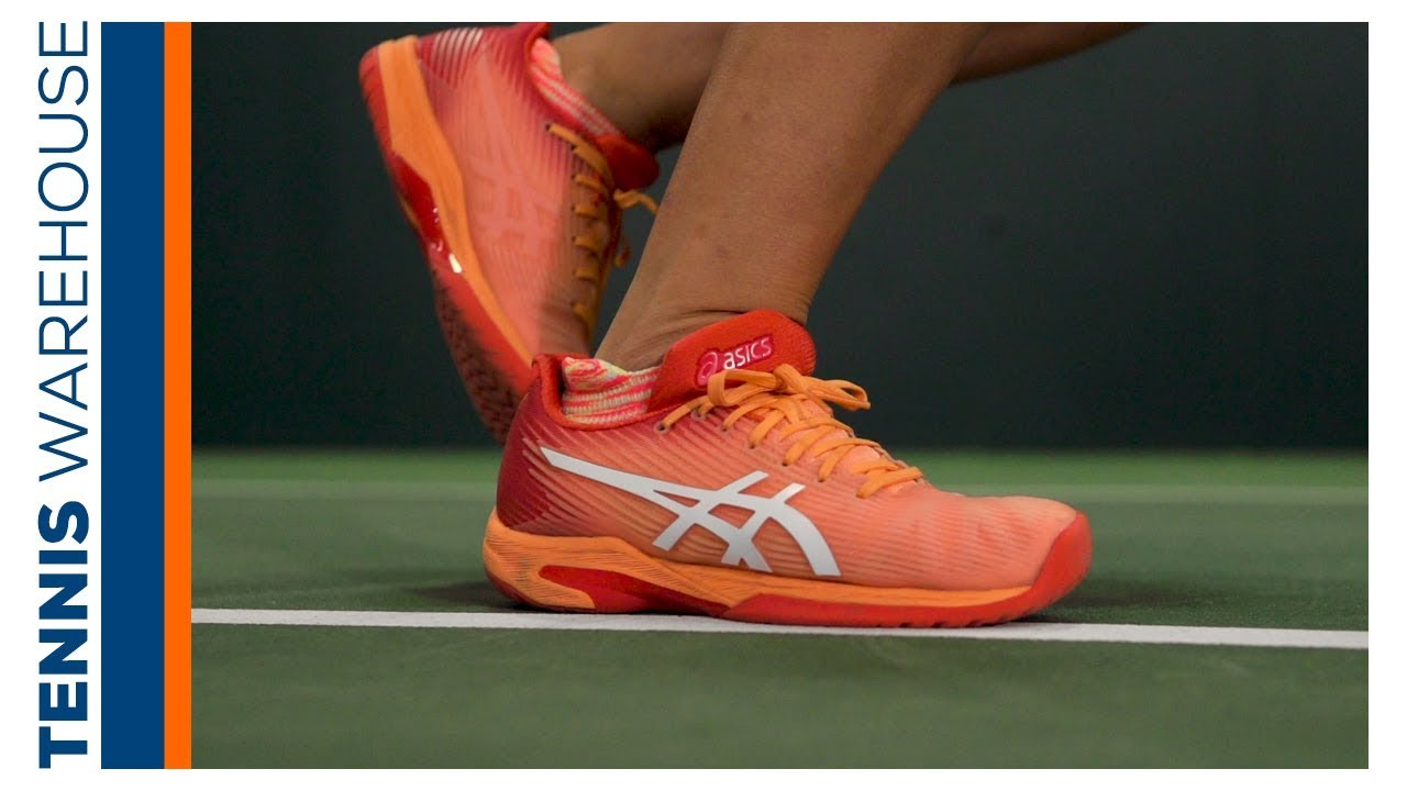 Speedy & Stylish: Asics Women's Solution Speed FF Tennis Shoe Review