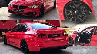 BMW F30 Modifiye Edildi | Bentley Jant | 1:18 Diecast Model