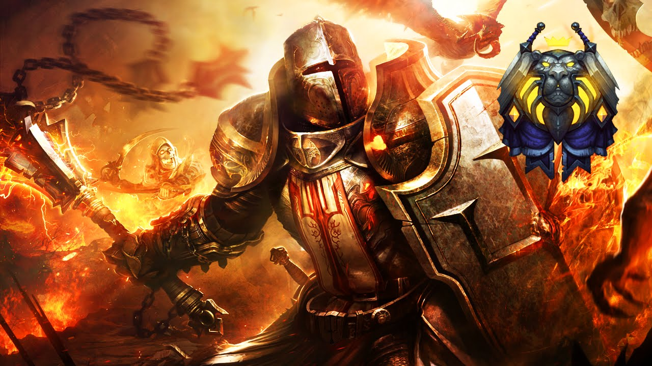 Diablo Wallpaper Hd 7 0 Protection Paladin Pve Tank Guide World Of Warcraft