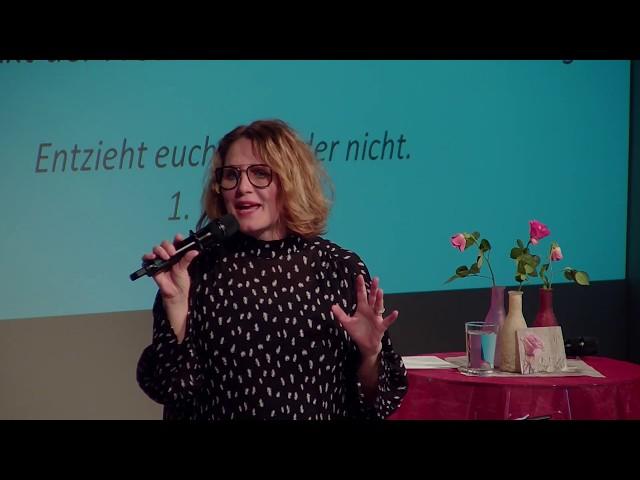 Lieber hin und weg von Liebe, als hie und da Liebe weg - Teil 1 | Veronika Schmidt | 15.02.2020