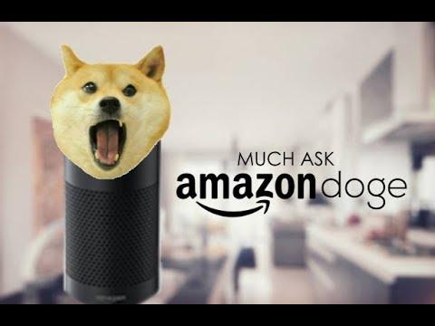 Introducing Amazon Doge