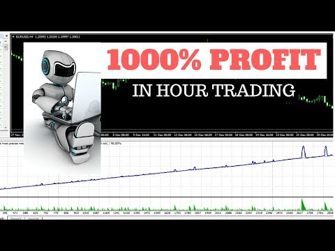 EA INDRAFXSCALPING Robot Forex Scalping New 2018 Profit Over $15000 in a hour