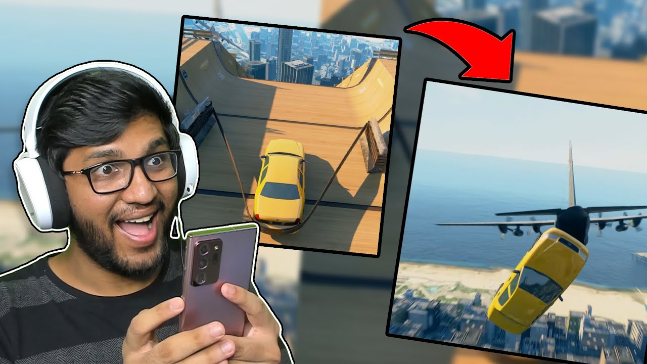 Is this GTA 5 on Phone?