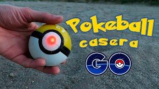Pokeball Electrónica Casera  -  Pokémon Go!