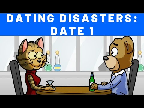 Online Dating Laid Bear: Episode 1 - DATE 1