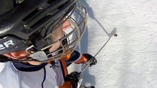 GoPro: Lake Tahoe Pond Hockey