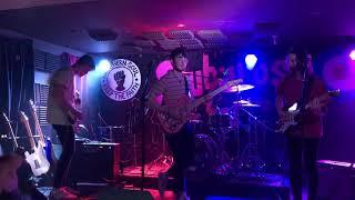 The Night Society band - potential volcano