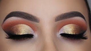 Jeffree Star Thirsty Palette Makeup Tutorial - Signature Cut Crease