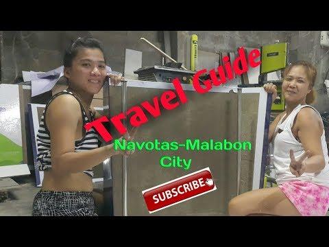 Getting around Malabon City Niugan