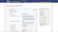 rental car insurance for mexico