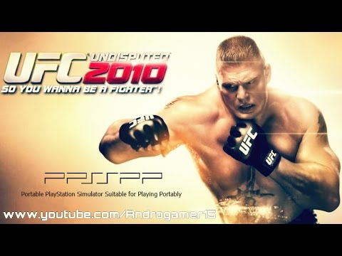 download game ufc undisputed ppsspp