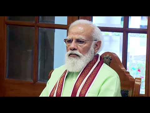 PM Modi chairs high-level meeting on Covid situation, calls for constant genome sequencing