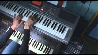 Raabjorn Speiler Draugheimens Skodde (re-recording) (Dimmu Borgir keyboard cover)