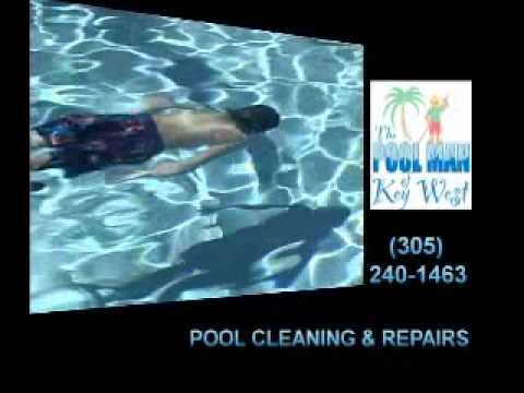 THE POOL MAN OF KEY WEST.wmv