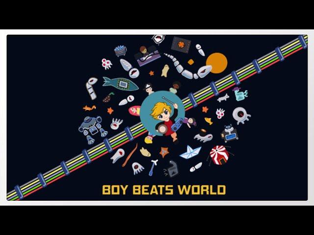 Boy Beats World - Gameplay 1080p 60fps